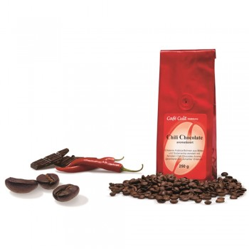 kawa ziarnista chilli chocolate 1 kg
