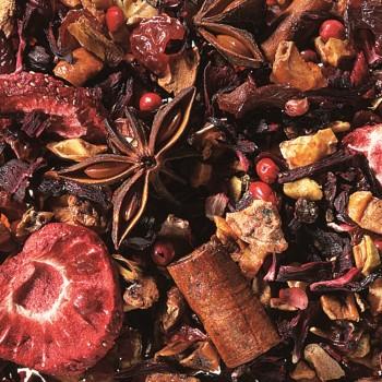 herbata czarna smakowa christmas berry